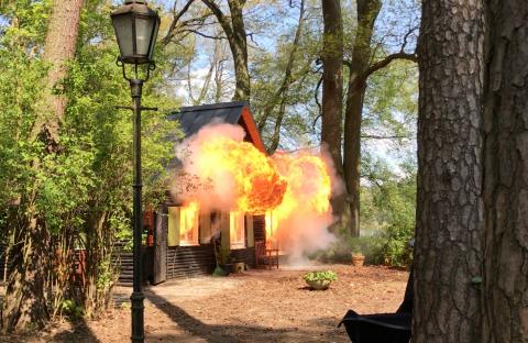Explosion SFX Spezialeffekte Pyrotechnik