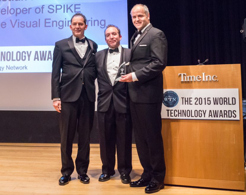World technology Award 2015 finalist